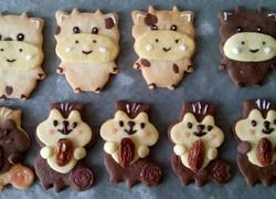 小动物曲奇饼干