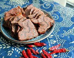 五香卤牛肉[图]