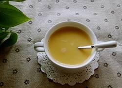 红枣枸杞黄豆浆