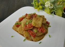 咸蛋黄焗土豆片