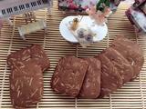 可可杏仁饼干的做法[图]