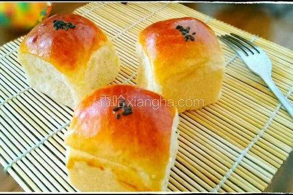免揉超软小面包