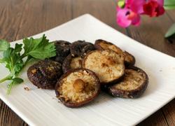 烤蒜蓉香菇