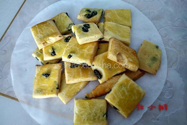 黑加仑奶酥(无黄油版)