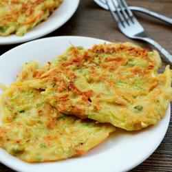 香煎茭瓜土豆饼