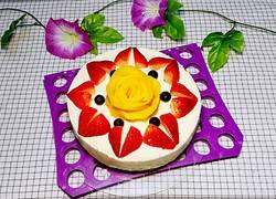 楊枝金露布丁蛋糕