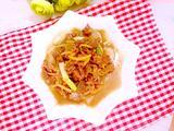 姜丝萝卜炒牛肉的做法[图]
