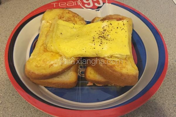 香蕉吐司 Banana Toast