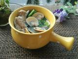 车螺芥菜猪骨汤的做法[图]