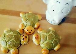 乌龟菠萝包