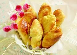 椰蓉面包――汤种法