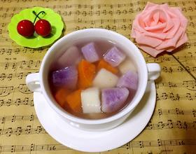 淮山蕃薯甜汤
