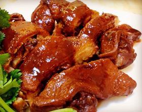 酱香鸭腿肉