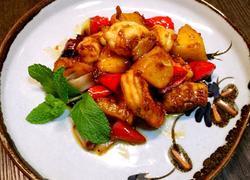 据说是全世界人民都喜爱的中国菜| 宫保虾球