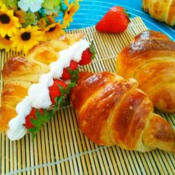 丹麦黄金牛角面包