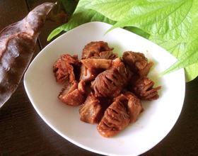 奥尔良烤鸡胗