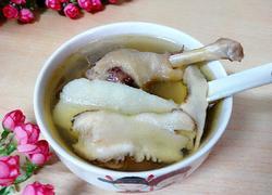 当归红枣煲鸭汤