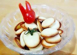 蛋白小饼干