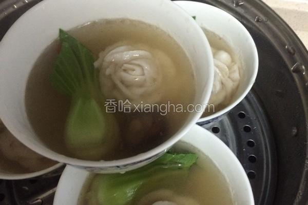 富贵鱼茸汤