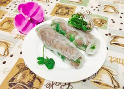 牛舌蔬菜卷