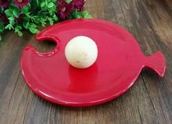 乒乓球(鱼胶牛奶冻)
