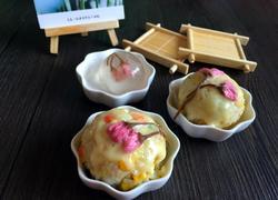 芝士樱花饭团