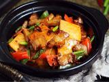 干锅千页豆腐的做法[图]