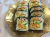 原味海苔寿司?的做法[图]