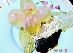 樱花水信玄饼(吉利丁版)