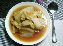 豉油捞白菜