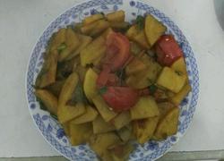 番茄土豆家常菜