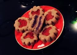 cocoa山药紫薯糕