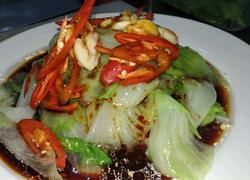 广式球生菜