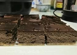 巧克力芝士蛋糕8寸方模