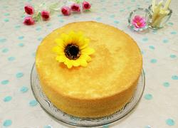酸奶戚风蛋糕(八寸)