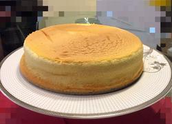 橙香戚风蛋糕