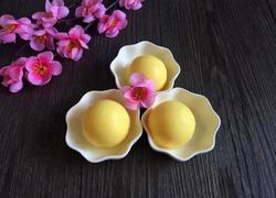 芒果冰淇淋球