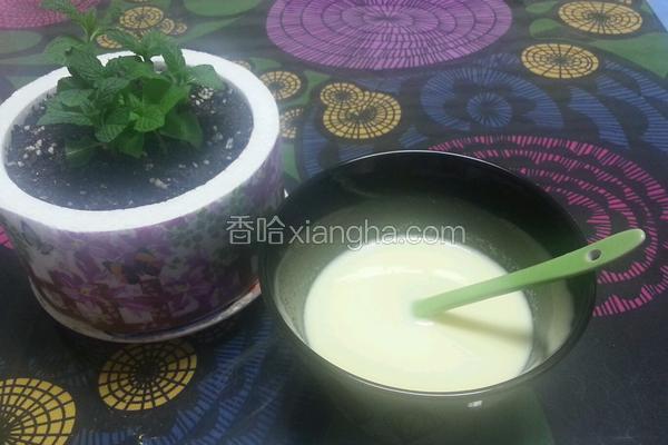 玉米山药浓汤