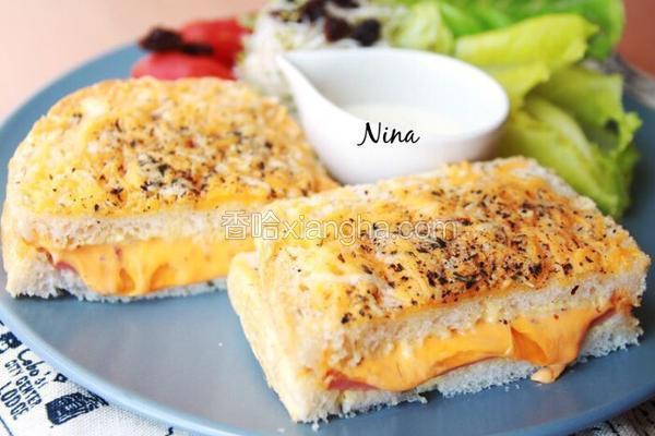 法式奶酪吐司