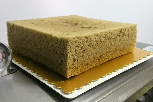 咖啡海绵蛋糕10寸