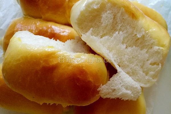 松软小面包