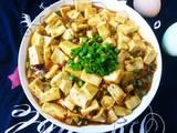 蒜苔豆腐的做法[图]