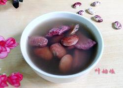 双豆土茯苓瘦肉汤