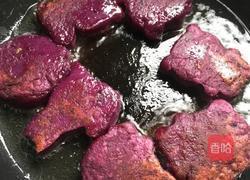 紫薯饼的做法图解8