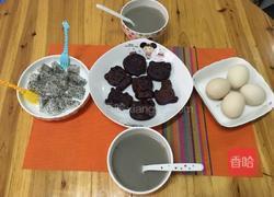 紫薯饼的做法图解9
