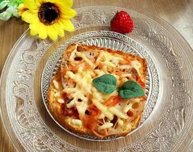 土司披萨[图]