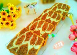 淡奶油长劲鹿纹吐司(汤种)