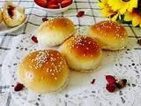 草莓酱小面包的做法[图]