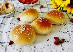 草莓酱小面包