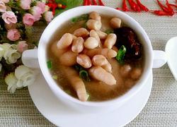 鸡爪花生红枣汤